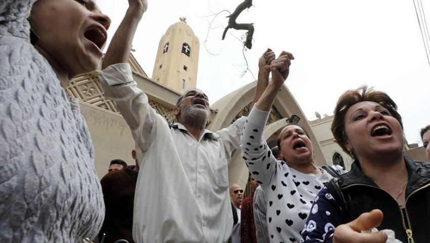 القصة الكاملة.. «الإرهاب» لم يستوص بأقباط مصر خيرا