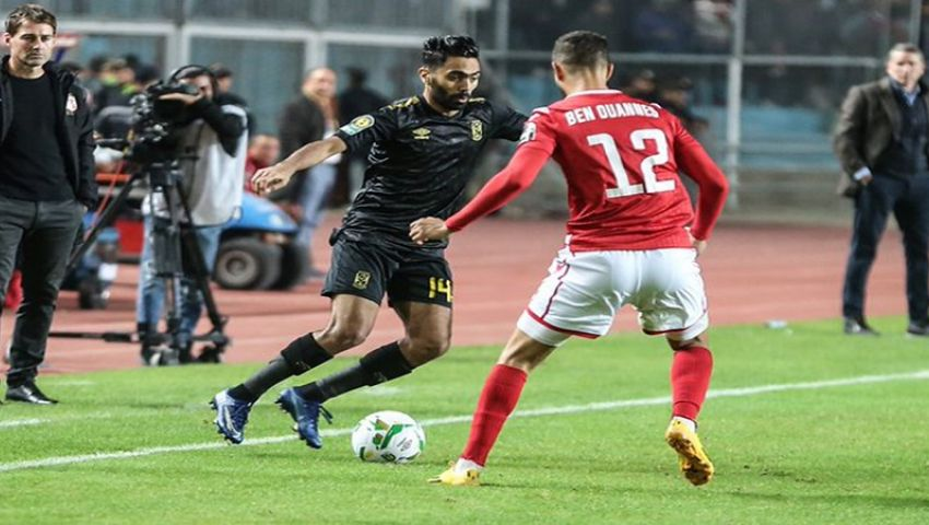 موعد مباراة للأهلي والمصري والقنوات الناقلة