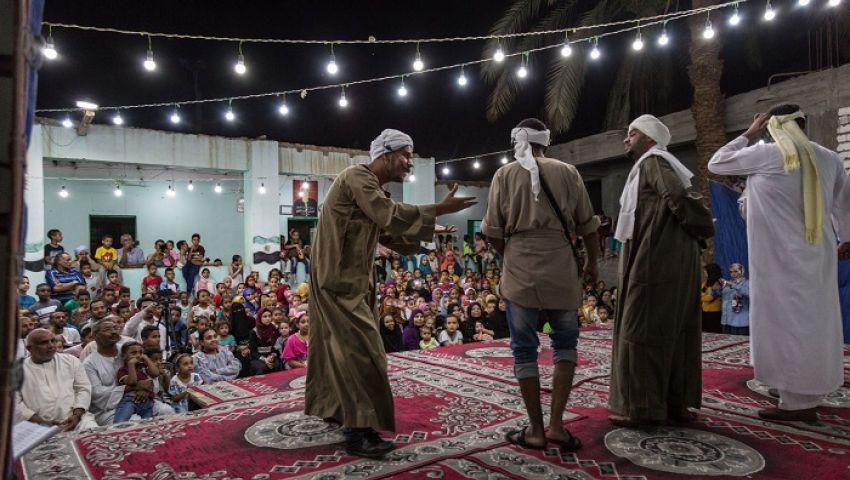 بلومبرج: بمسرح القرية.. مصر تواجه التغير المناخي في الصعيد