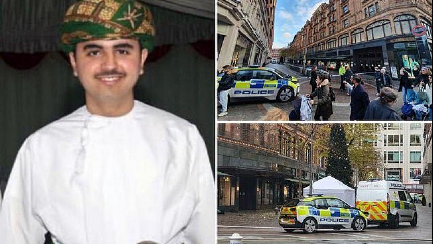 شرطة لندن تكشف ما توصلت إليه حول مقتل الطالب العماني