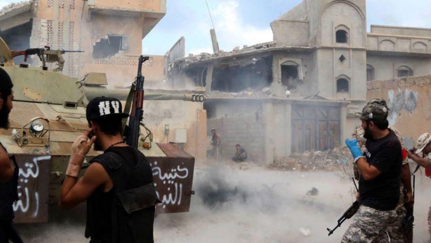 معارك طرابلس في 55 يومًا.. قصة حرب شردت الليبيين في شهر الصيام