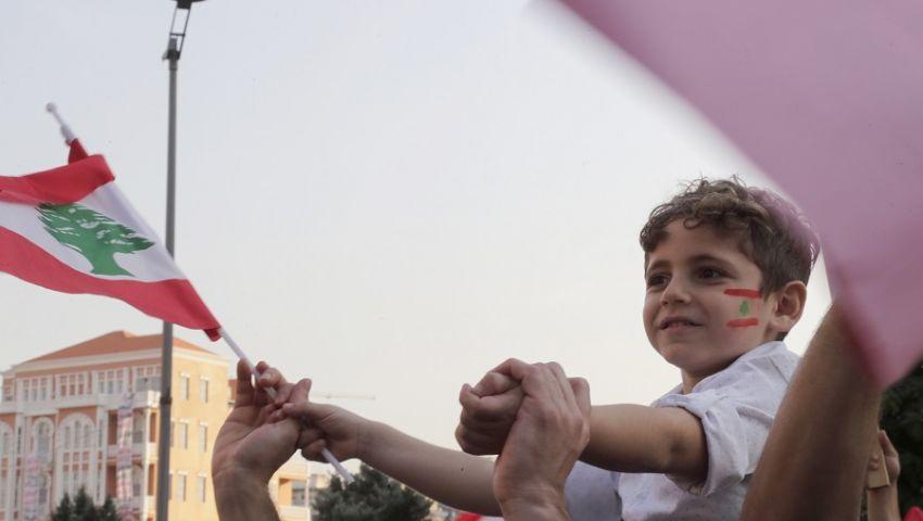 أطفال الثورة اللبنانية.. حضور لافت لم يخلُ من الجدل