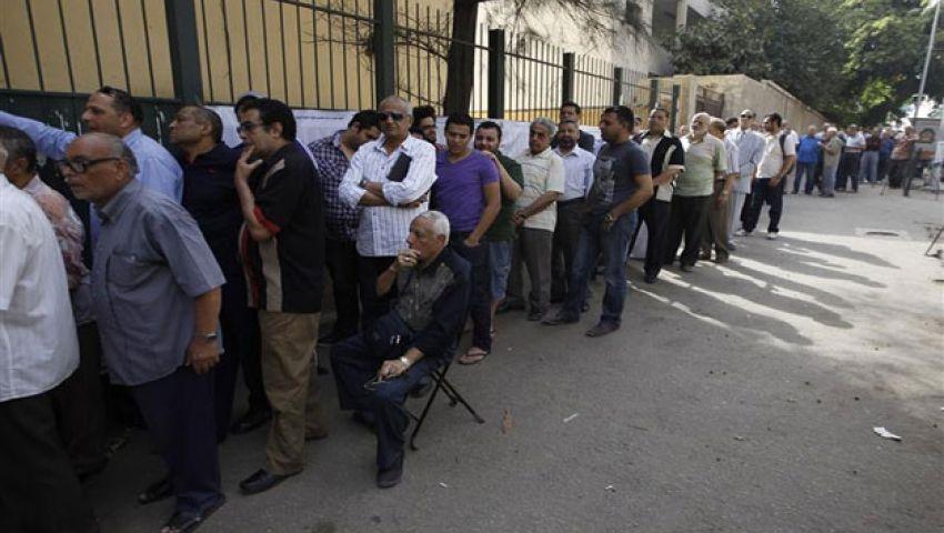 بالفيديو .. مواطنون: لم نقرأ الدستور وسنصوت بنعم