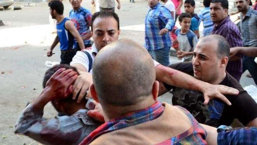 اشتباكات بين مؤيدي ومعارضي مرسي في المنوفية