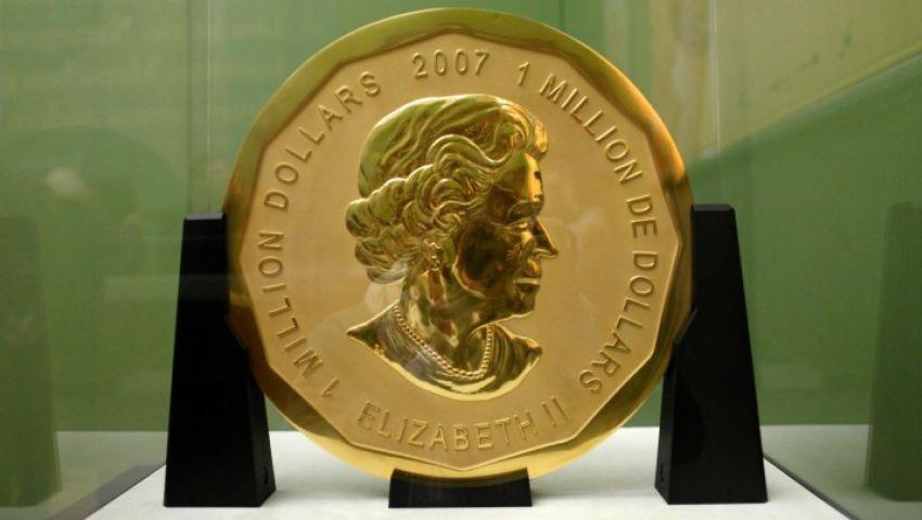 سرقة عملة ذهبية قيمتها  4 ملايين دولار من أحد المتاحف في برلين