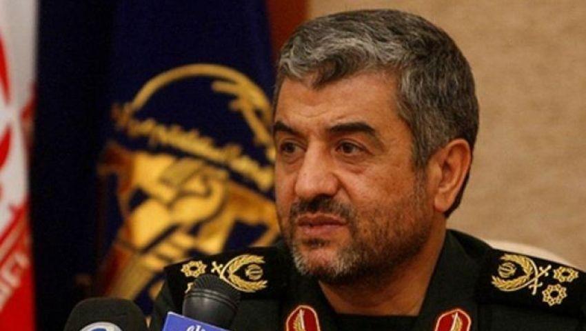 قائد الحرس الثوري الإيراني يهدد بتسليح الضفة