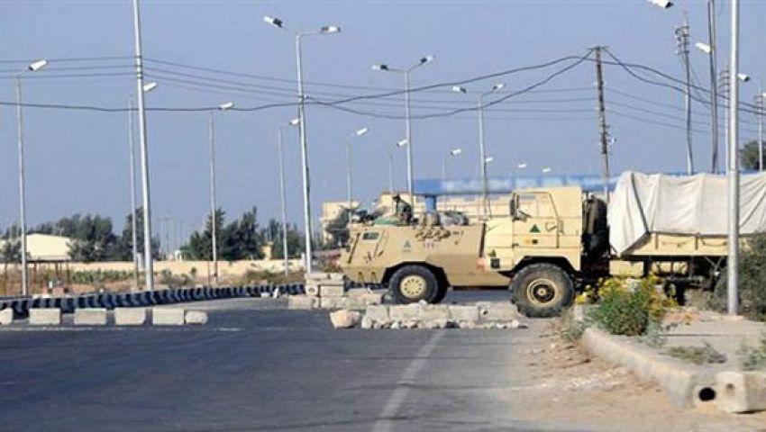 مصدر عسكري: لا صحة لإعلان سيناء منطقة مغلقة