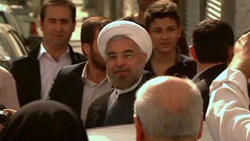 الرئيس الإيراني ينتقد التدخل الأجنبي في سوريا