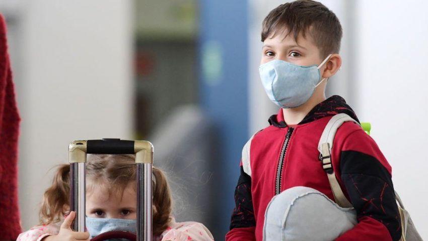 فيديو| أعراض فيروس كورونا لدى الأطفال