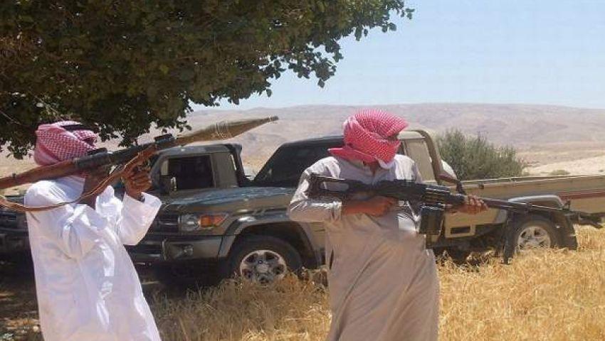 هجوم بالـآر بي جي على نقطة تمركز للجيش بسيناء
