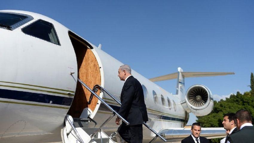 بلومبرج: في رحلة غامضة.. توقعات بزيارة نتنياهو للسعودية