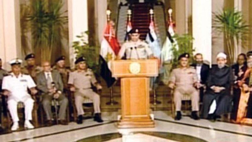 6 مطالب في اجتماع القوى السياسية والدينية مع رئيس مصر المؤقت