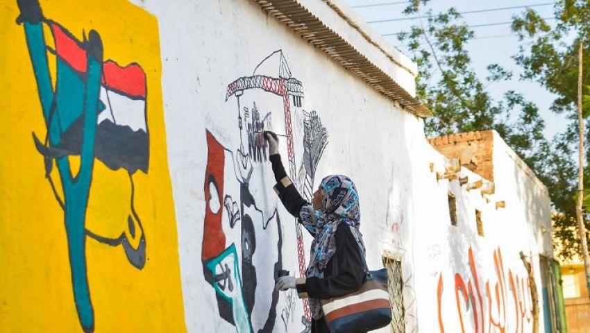 بتسمية الشوارع بأسماء المحتجين.. السودانيون يوثقون ثورتهم