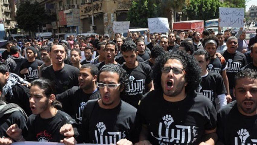 6 إبريل تعليقًا على إحالة قاضٍ للمعاش: مصر مش عزبة الزند