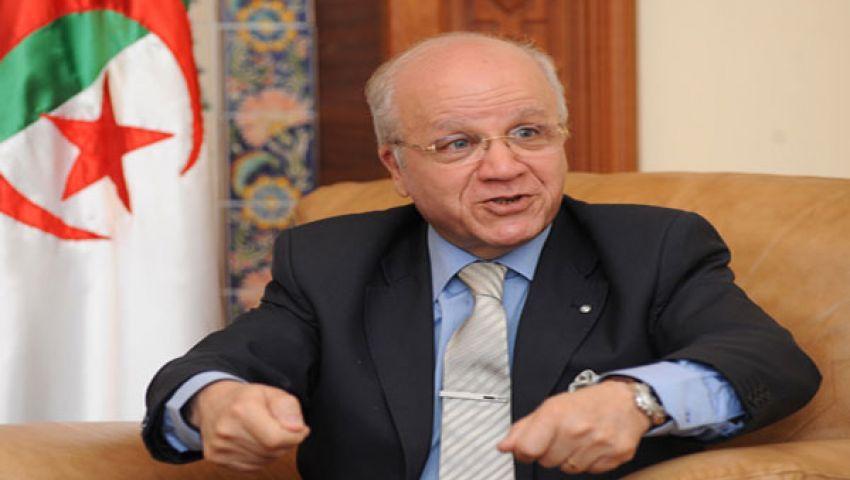 رئيس الوزراء الجزائري يزور مصر قريبًا