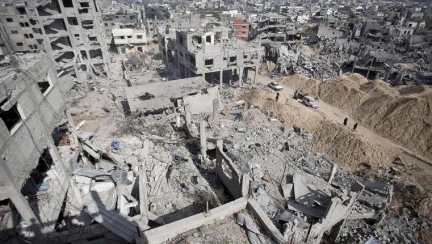 3 أسباب قد تعرقل إعادة إعمار غزة