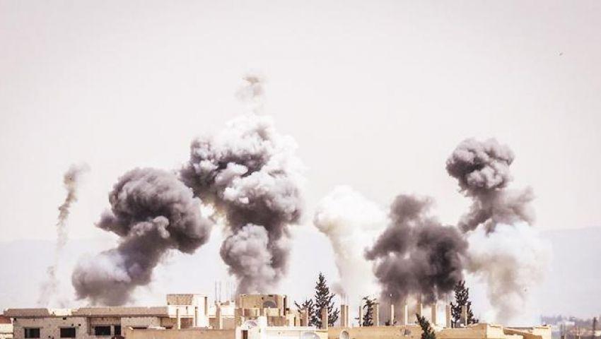قوات الأسد تقصف نقطة مراقبة تركية في منطقة خفض التصعيد