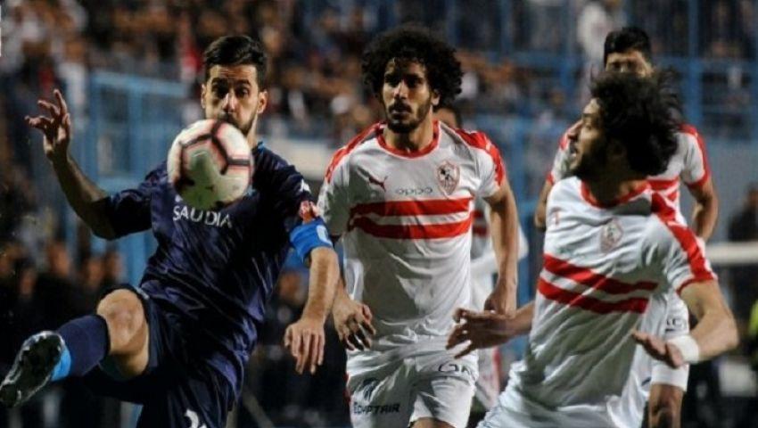 بالفيديو.. كيف تحول بيراميدز إلى «بشرة خير» للزملكاوية للتتويج بلقب كأس مصر؟
