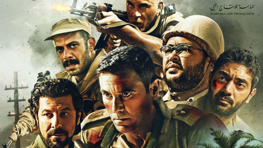 «نقلة نوعية للسينما».. هكذا علق علاء مبارك على فيلم «الممر»