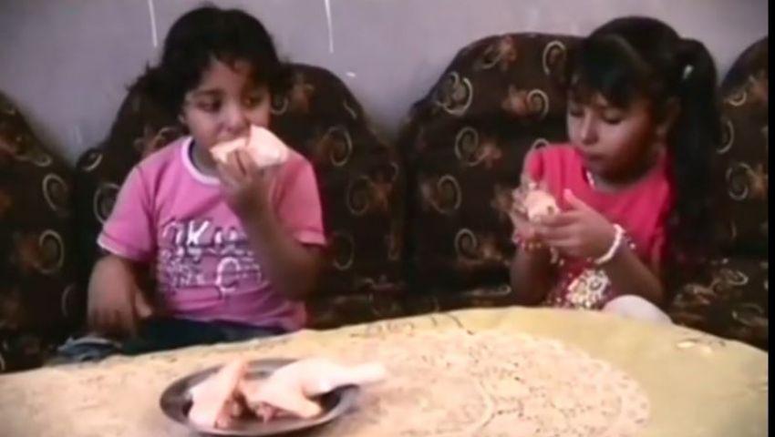 متخصص: طفلا آكلي لحوم البشر يقلدان دراكولا