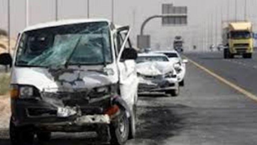مصرع طفل وإصابة 6 أشخاص في حادثين بالسويس
