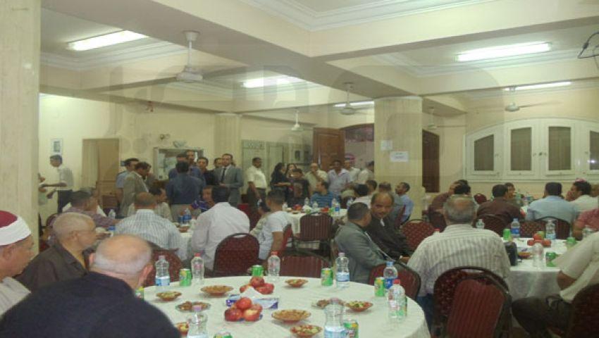 بالصور.. إنجيلية الفيوم تقيم إفطار الوحدة الوطنية السنوي