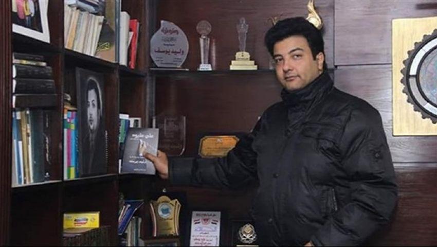 بعد فوزه بجائزة المهرجان القومي.. وليد يوسف يتحدث لـ«مصر العربية» عن المسرح
