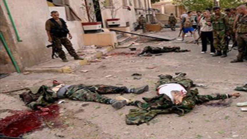 مقتل 50 ألف عسكري تابع لنظام الأسد