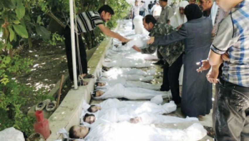 شركات بريطانية باعت للأسد مواد كيماوية