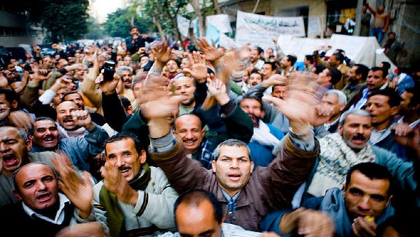 تعليق إضراب موظفي الضرائب للتفاوض مع الحكومة