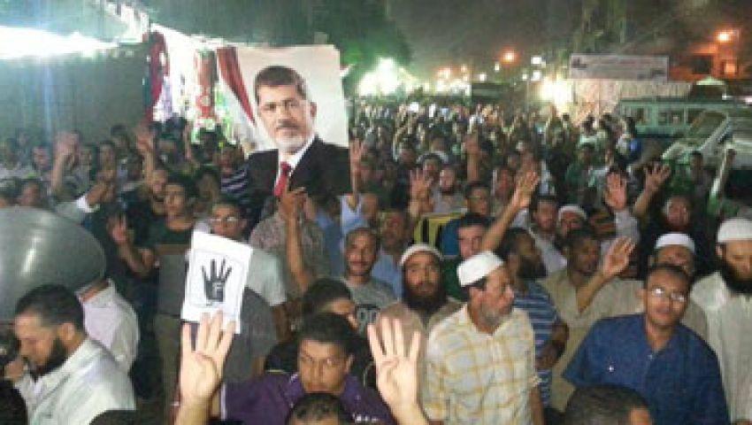 التحالف الوطنى يؤكد استمرار الحشود فى مسيرات الأسبوع