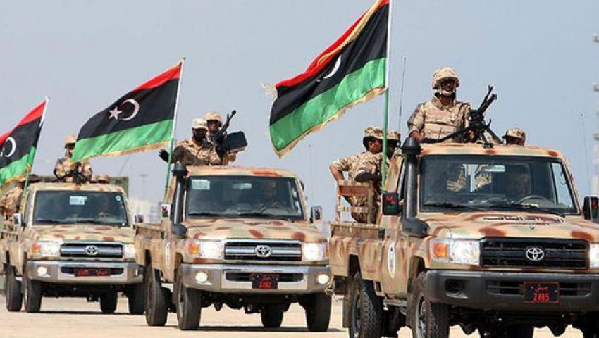تشكيلات مسلحة تصل طرابلس لتأمين حكومة الغويل