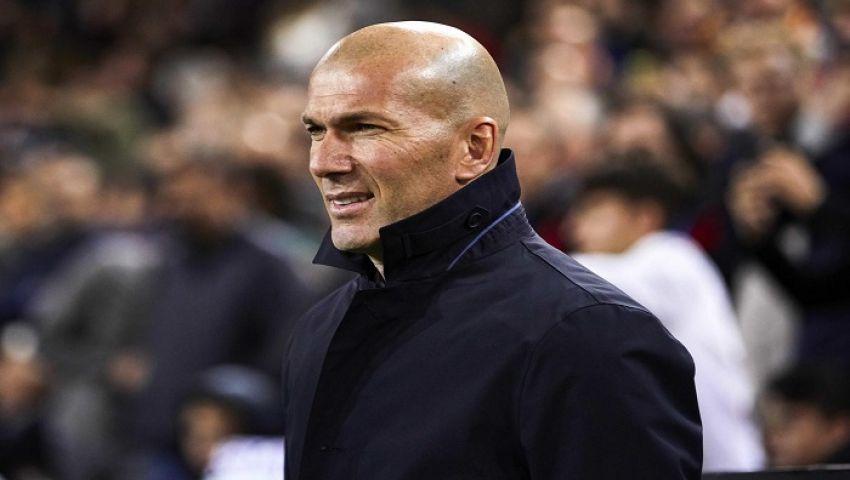 مكالمة تكشف السر.. هل يغادر «زيدان»  ريال مدريد؟