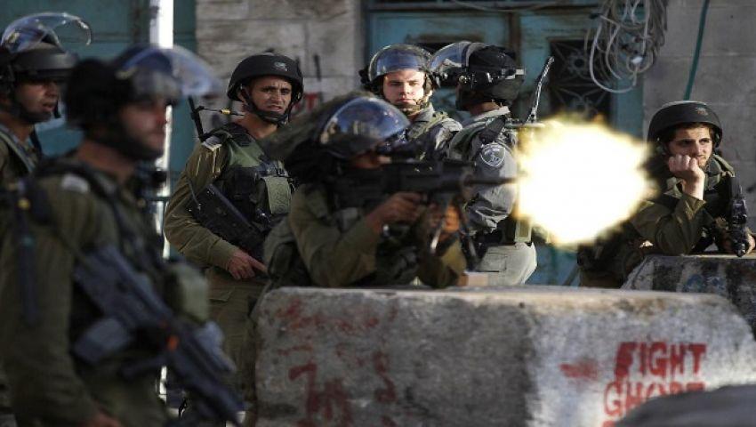جيش الاحتلال يفرق مسيرات مناهضة للاستيطان في الضفة الغربية