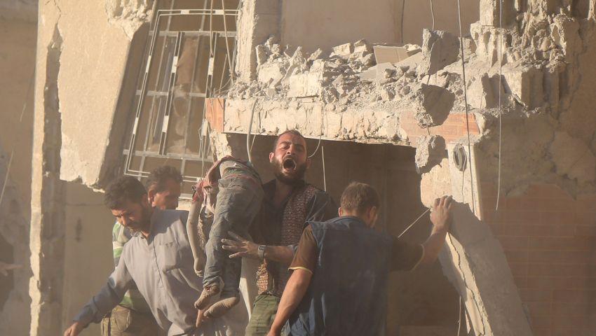فرنسا والسويد تدينان قصف مستشفى ميداني في حلب
