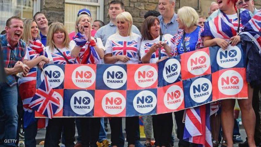 رئيس وزراء اسكتلندا: نحترم نتيجة لا للاستقلال