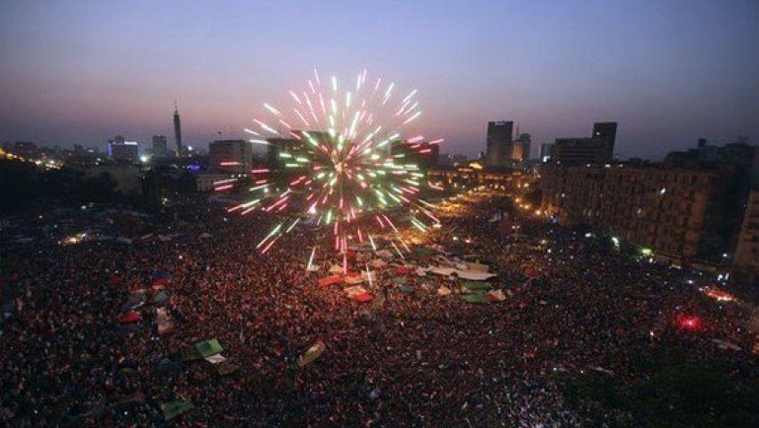 هدوء واحتفالات بميادين مصرية.. وسخط وترقّب في ميايدن مرسي