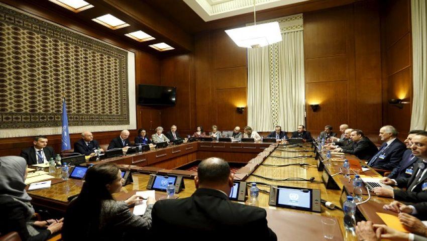 انطلاق جولة جديدة من المفاوضات السورية في جنيف