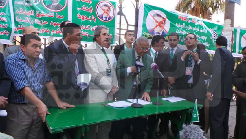 فيديو..مساعد رئيس الوفد: استقالة البدوي أو التصعيد
