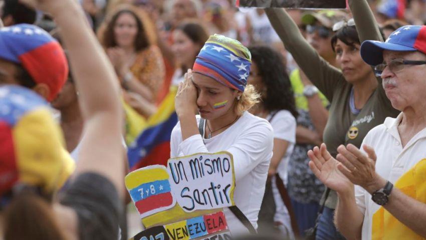 فنزويلا تكشف حجم خسائرها جرّاء العقوبات الأمريكية