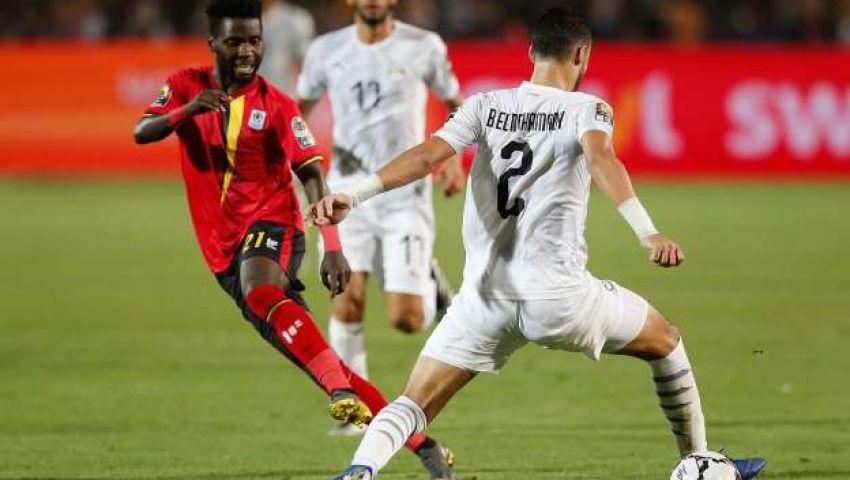 أمم أفريقيا 2019.. رويترز: أوغندا تسيطر ومصر تفوز