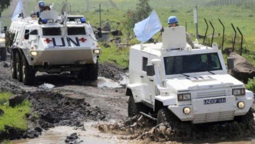 تمديد مهمة القوات الأممية في الجولان 6 أشهر
