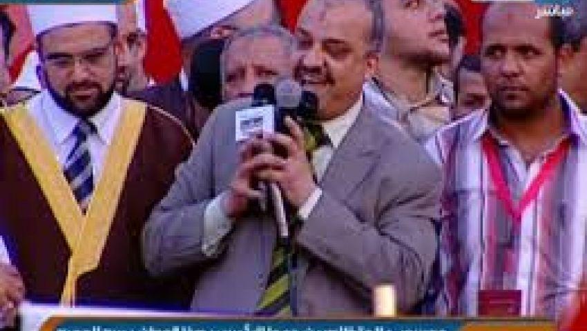 البلتاجى لمتظاهري التحرير: انفضوا أيديكم من الفلول