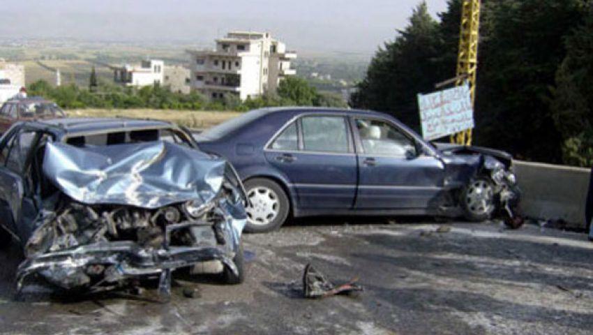 مصرع وإصابة 7 أشخاص في حادثين بالبحر الأحمر