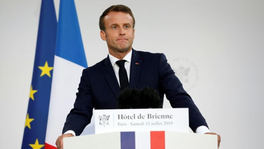 فرنسا تعلن تشكيل قيادة عسكرية فضائية.. و«ماكرون» يوضح الأسباب