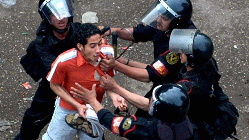 القبض على 90 شخصا بالإسكندرية فى أحداث أمس