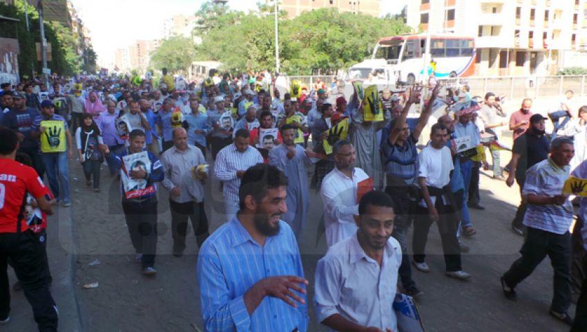 العمرانية.. انقسام بين أنصار مرسي حول استكمال مسيرتهم