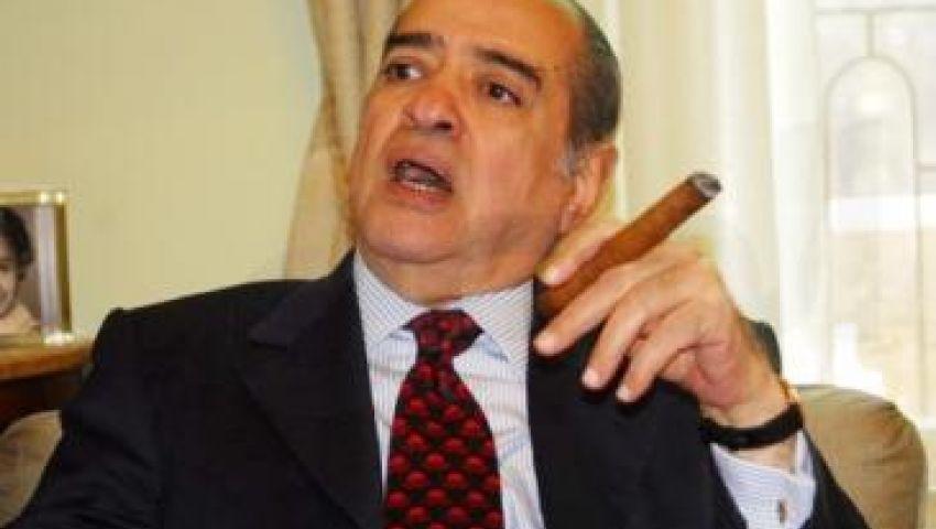 فريد الديب: مبارك مخه كبير وفاهم كل حاجة