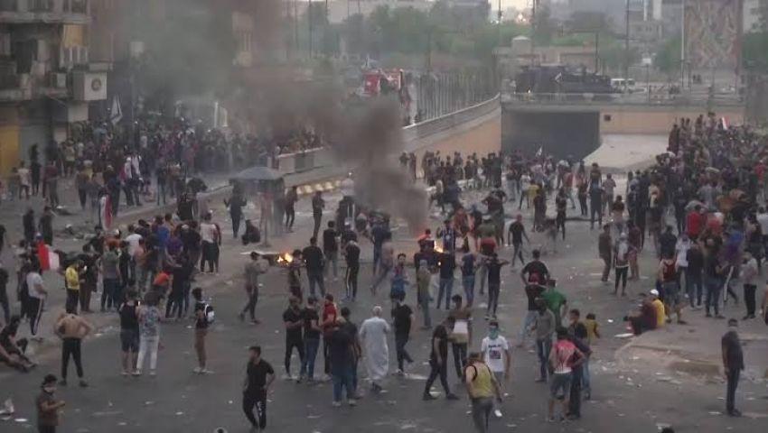 كيف أثّرت احتجاجات العراق على تصدير النفط؟