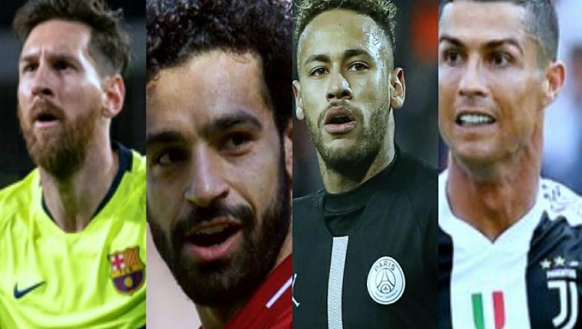 فيديو| ميسي يتصدر قائمة أغلى الرياضيين تسويقيًا حول العالم.. وصلاح تاسعًا